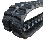 Rubber tracks to fit Volvo EC15B (43 lugs)