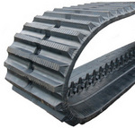 Rubber track to fit Hanix S&B330