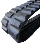 Rubber track to fit Sumitomo SH60 (82 lugs)